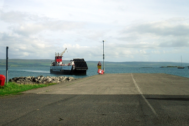 Gigha Ferry Terminal