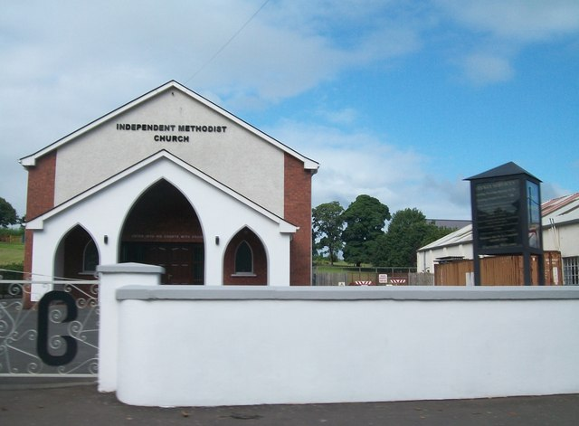 Lisnaskea's Independent Methodist Church