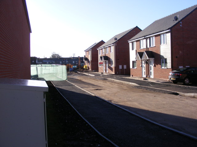 Blakenhall New Housing