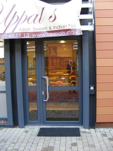 Asian Sweet Shop
