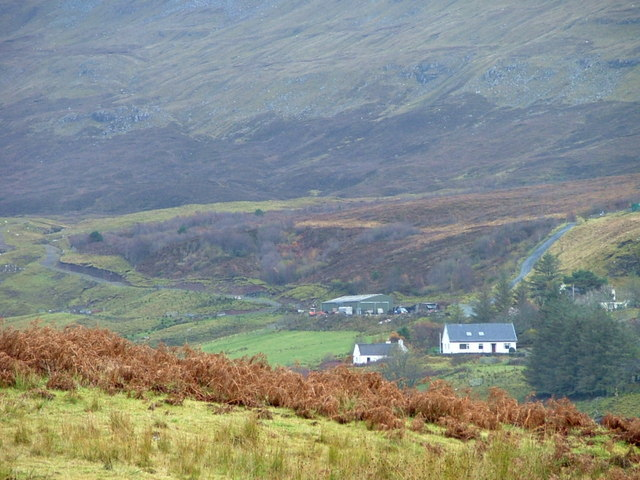 Balnacnoc from Glen Conon