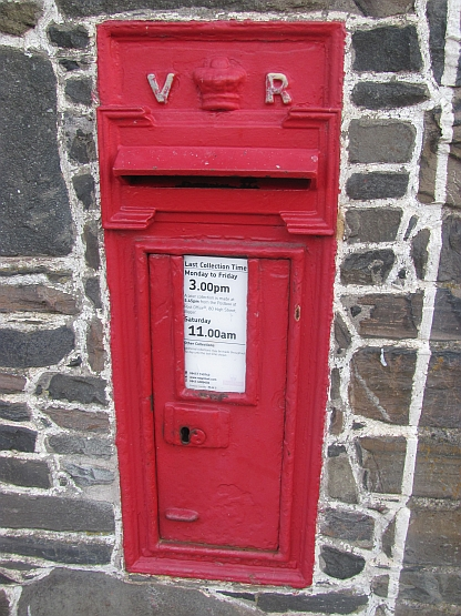 Postbox, Broughton