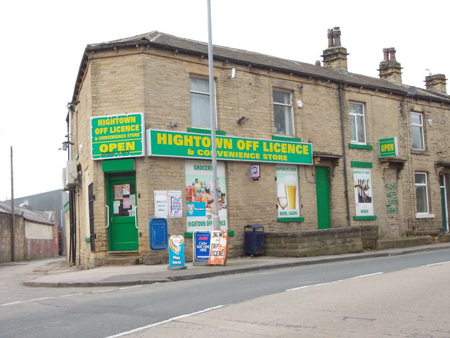 Hightown Off Licence - Halifax Road