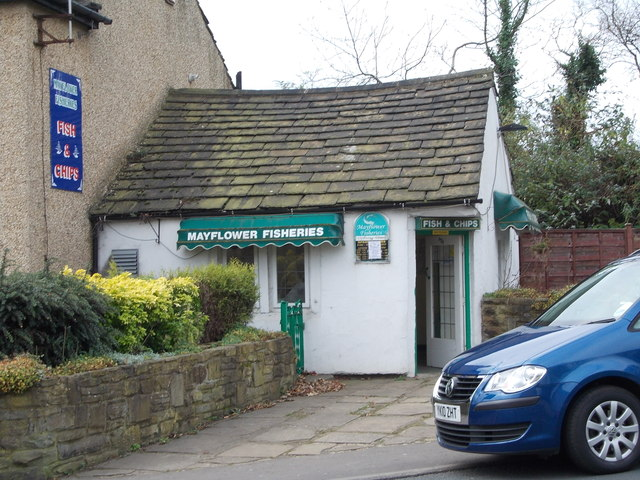 Mayflower Fisheries - Halifax Road