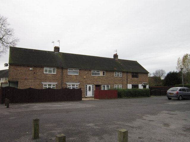 Waveney Road, Longhill Estate