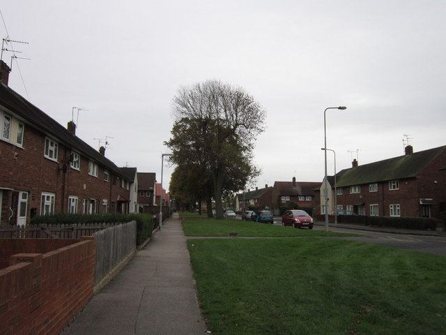 Brent Avenue, Longhill Estate