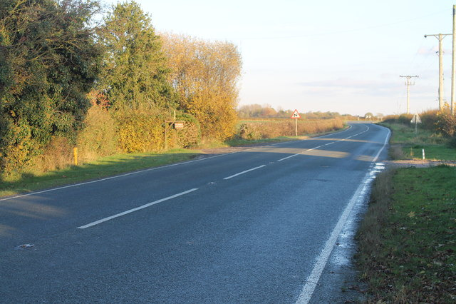 A157 near Strubby