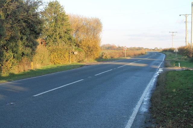A157 near Strubby