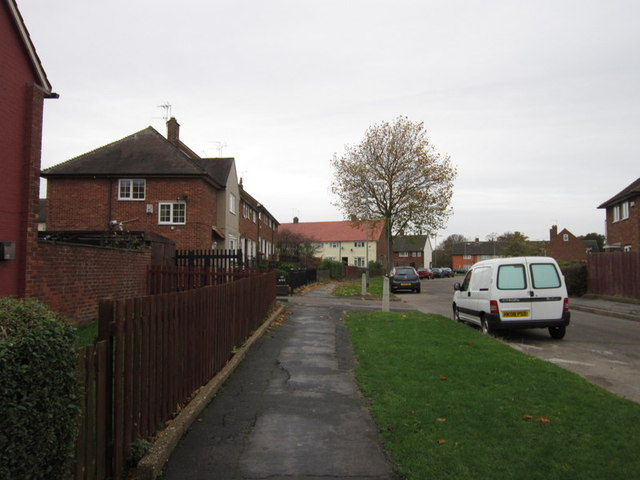 Duddon Grove, Longhill Estate