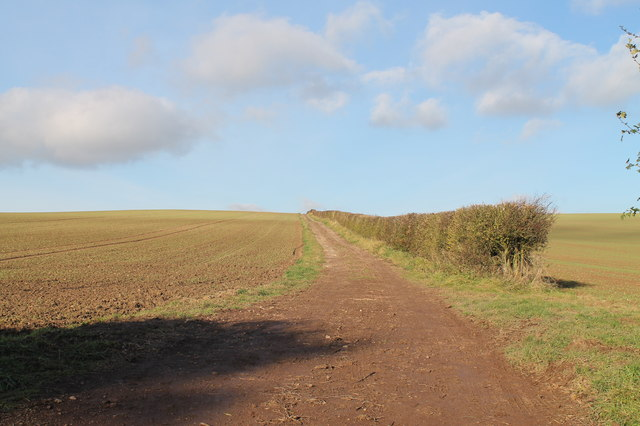 Uphill Farm Track off Hallington Road