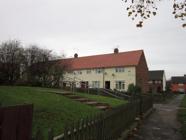Duddon Grove at Thaxted Close, Longhill Estate