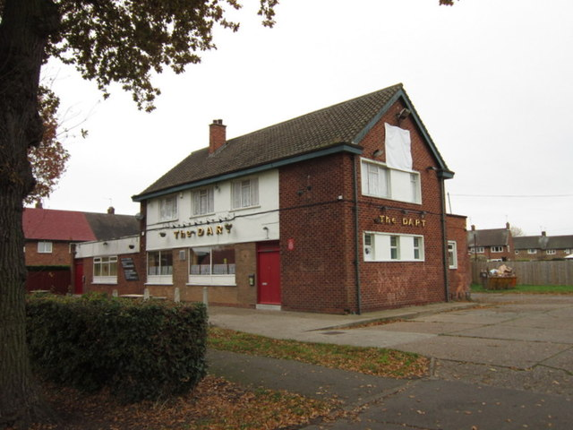 The Dart on Hebben Avenue, Longhill Estate