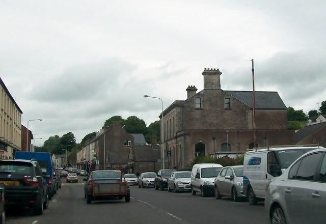 Ulster Bank, Main Street, Lisnaskea