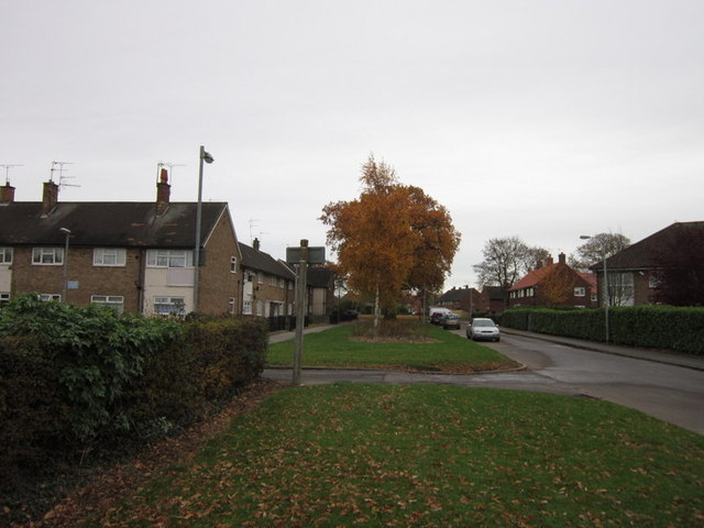 Hebden Avenue, Longhill Estate