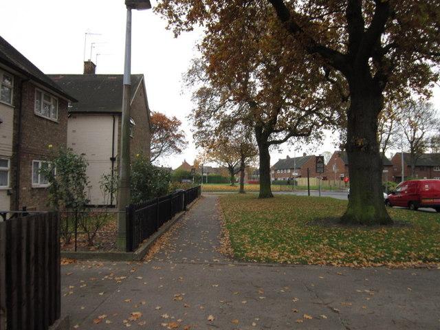 Hebden Avenue, Longhill Estate