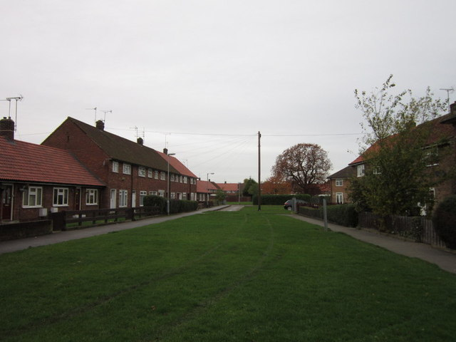Coldstream Close, Longhill Estate