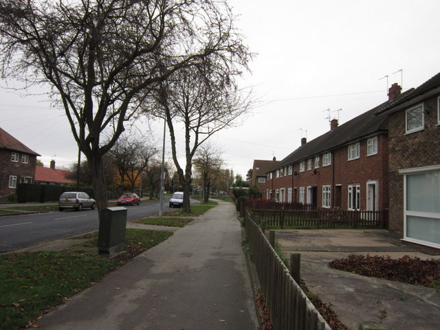 Shannon Road, Longhill Estate