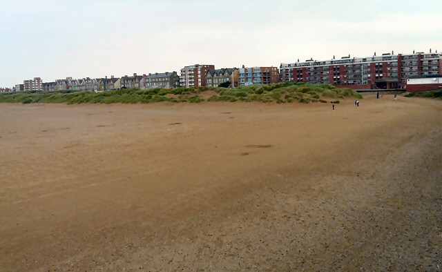 St Annes North beach