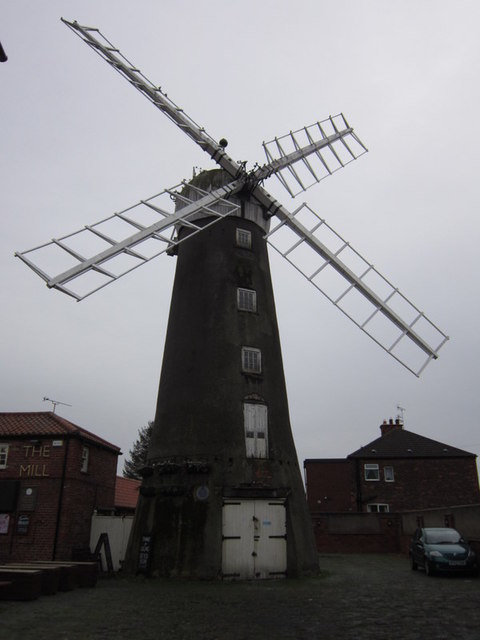 The Mill at The Mill public house
