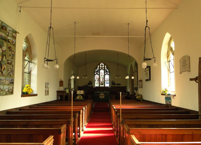St Michael, Brimfield