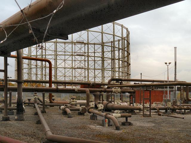 Bradford Gas Works