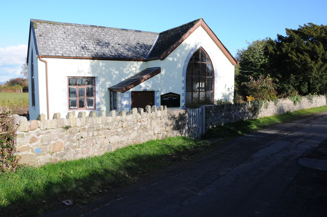 Gwehelog Methodist Chapel