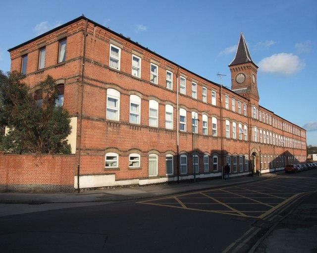 Former tannery, Leen Gate, Nottingham