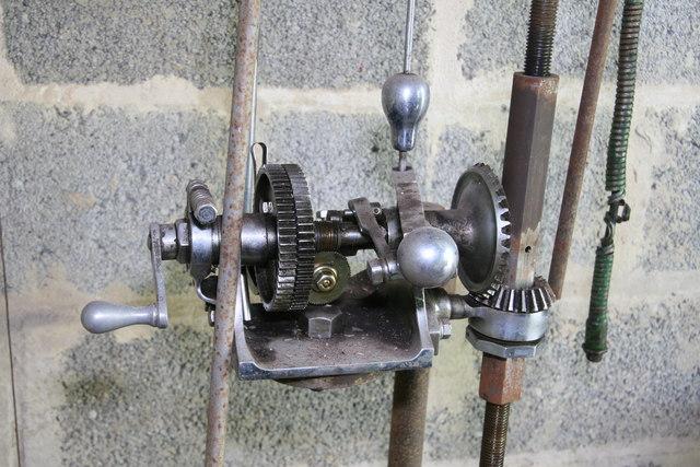 Wortley Top Forge - steam engine governor regulator
