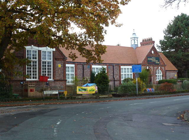Community Centre, Oughtrington, Lymm