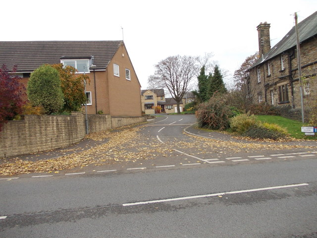 St Luke's Close - Moorbottom