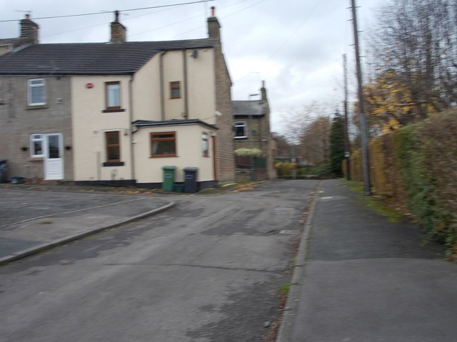 Broomfierld Terrace - School Street