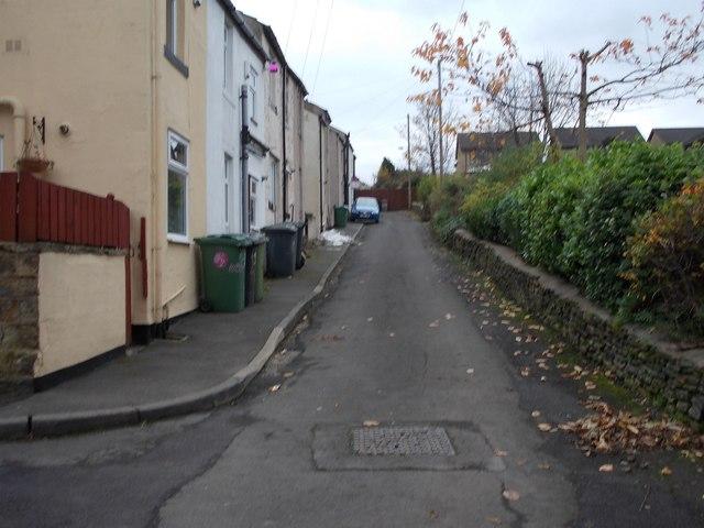 Shaw Street - Broomfield Terrace