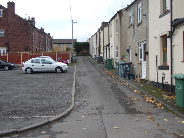 Broom Street - Broomfield Terrace