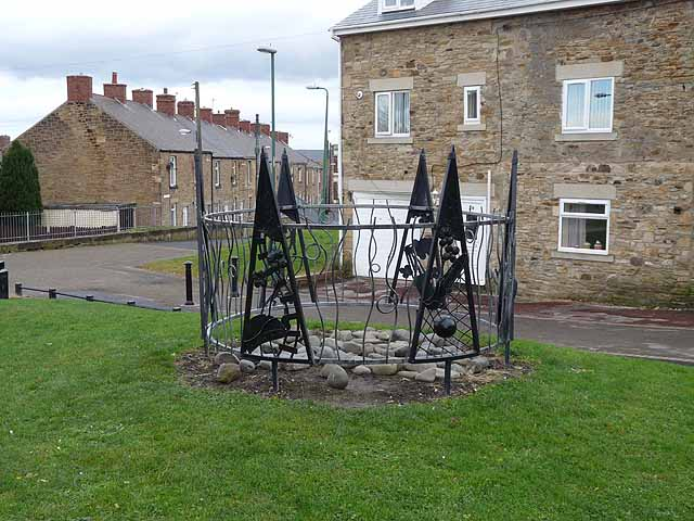 Public artwork, Leadgate