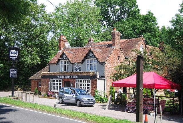 The Winterton Arms, Northbridge