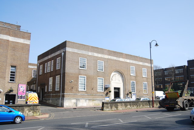 Tunbridge Wells Police Station