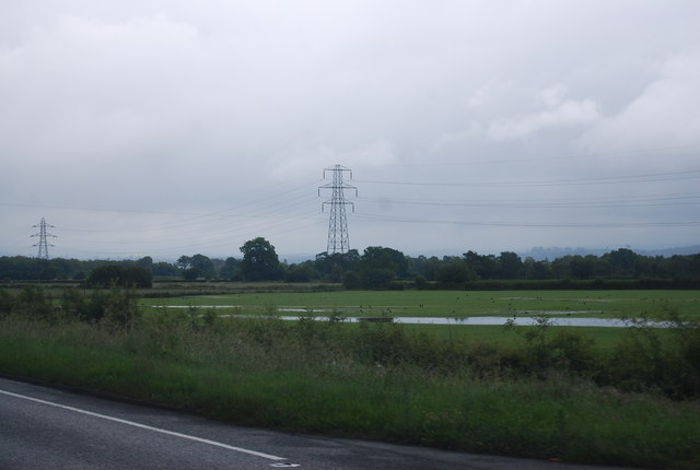 Pylon by the A590