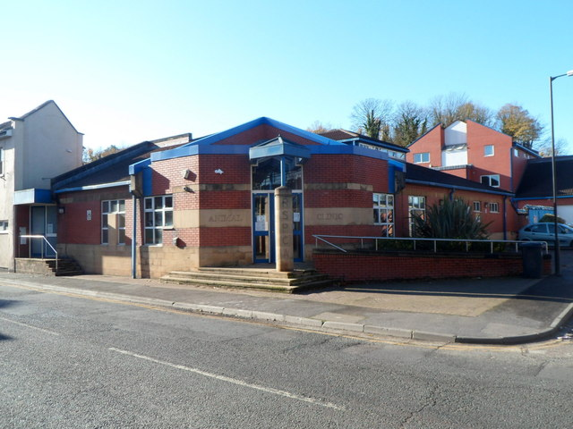 RSPCA Animal Clinic, St Philips, Bristol