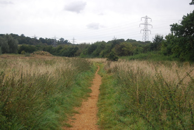 Path, Belstead Brook Park