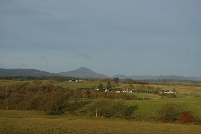 Field north of Kepculloch