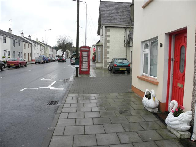 Main Street, Brookeborough