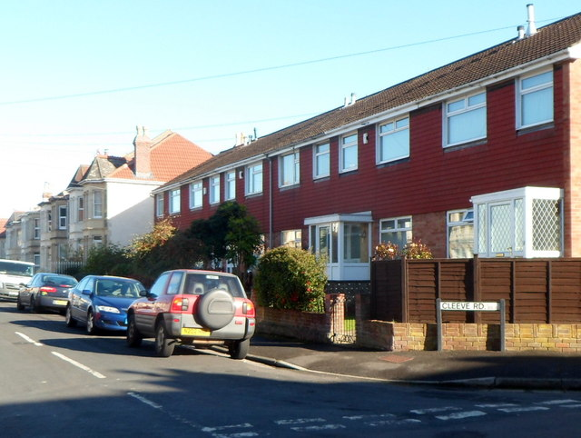 Cleeve Road, Knowle, Bristol