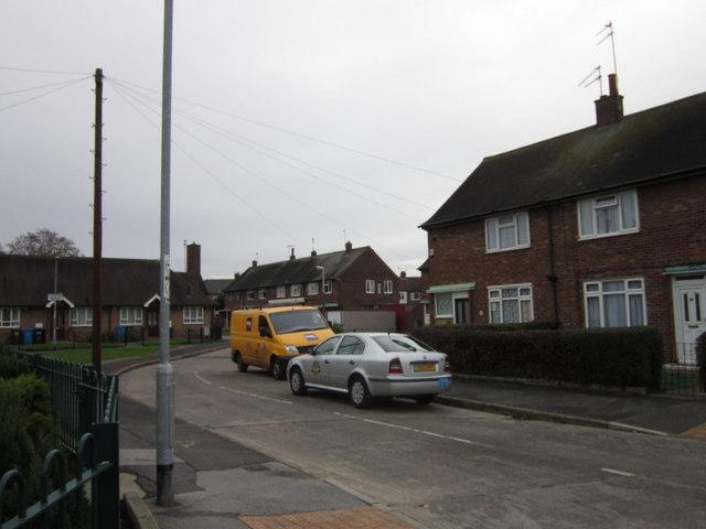 Boulton Grove off Southcoates Avenue, Hull