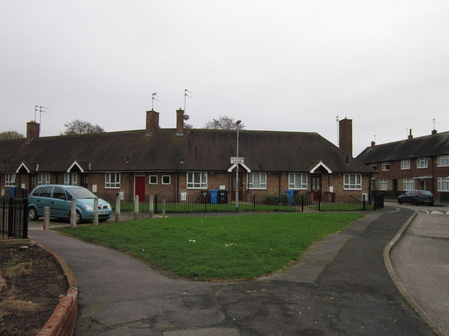 Boulton Grove off Southcoates Avenue, Hull