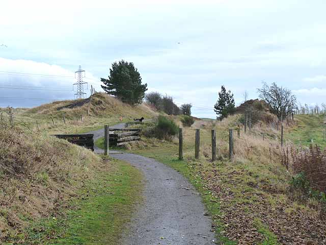 Consett and Sunderland railway path