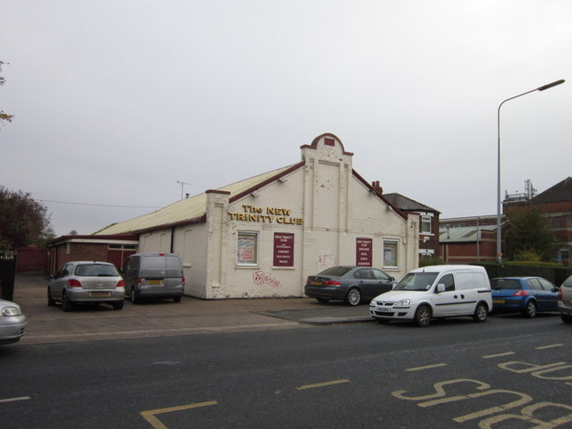 The New Trinity Club on Southcoates Lane