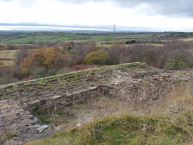 Lime kilns at Eastcastle