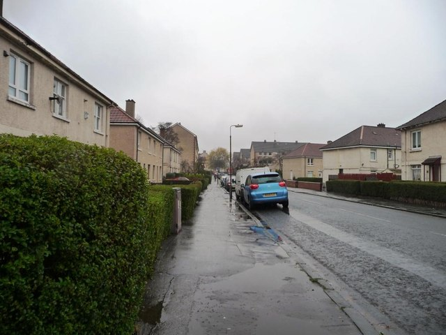 Gatehouse Street, Shettleston
