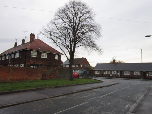 Glaisdale Grove at Bilsdale Grove, Hull
