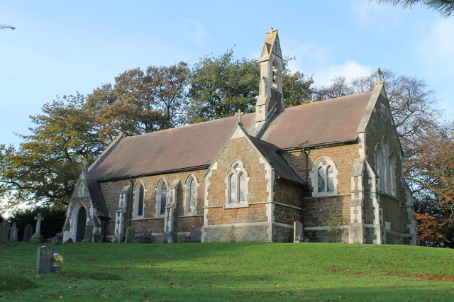 St Martin's church, Withcall